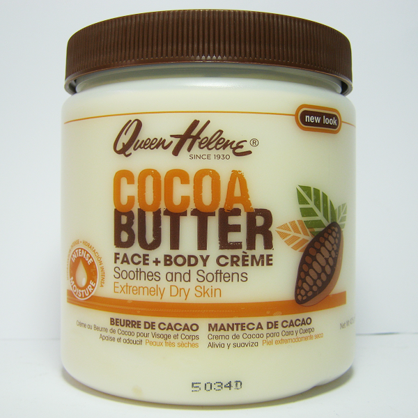 Silky Cocoa Butter Body Lotion - Pins and Procrastination