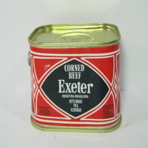 Corned beef 198g
