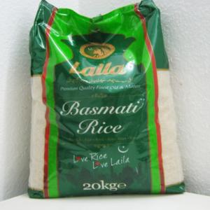 Laila green rice