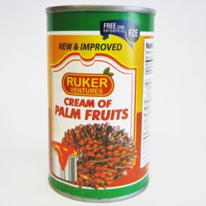 Palm fruit cream (Ruker Venture)