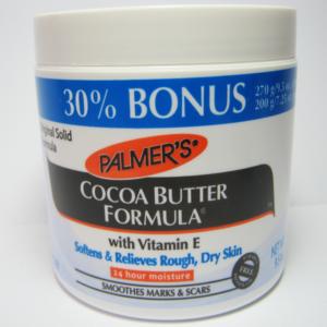 Palmer formula