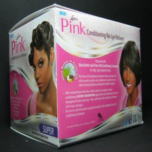 Pink conditioner