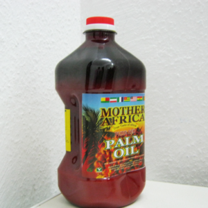 Red oil