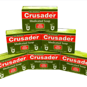 Crusader-Seife-80g
