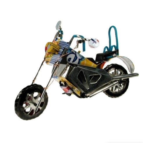 Motorrad Chopper 15 Cm Code D Africshopping