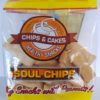C & C Soul Chips (chin chin with peanuts) 100 g