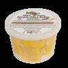 Kuza® 100% Pure African Shea Butter with Borututu, Yellow, Chunky 10 oz